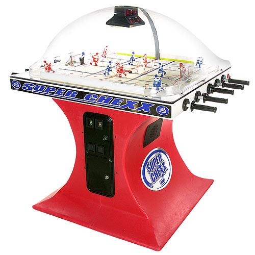 SuperChexx & Bubble Hockey